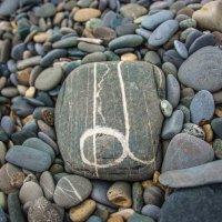 алфавит на пляже :: Svetlana AS