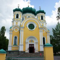 Собор во имя св. апостола Павла в Гатчине :: Елена Павлова (Смолова)