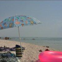 Пляжное настроение :: Нина Корешкова