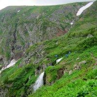 На подходе к водопаду :: Любовь Иванова