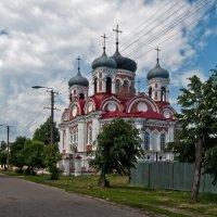 Козьмодемьянск :: Владимир Новиков