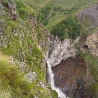 Водопад Кызыл-Су. :: Юлия Бабитко