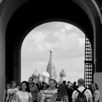 у входа на Красную площадь :: Владимир Гулевич