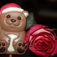 Шоколадка :: Таня Фиалка