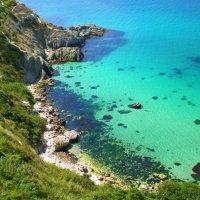 Море на Фиоленте :: Эля Юрасова