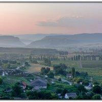утро в Бельбекской долине :: Sergey Bagach