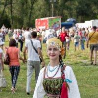 Фестиваль  Мир Сибири 2015 п Шушенское :: Виктор