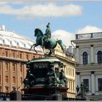 Памятник Николаю I :: Владимир Гилясев