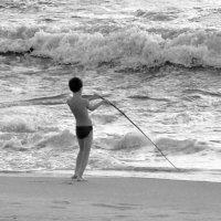 мальчик у моря :: Ефим Журбин