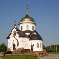 Церковь преподобного Силуана Афонского. :: Александр Селезнев