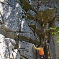 Начинающий альпинист :: Татьяна Кретова