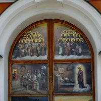 Монастырские врата. :: kolin marsh