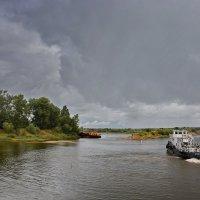 Дождливо. :: Валера39 Василевский.