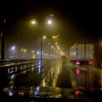 Ночная дорога :: Алексей Окунеев
