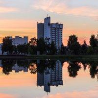 Закат в парке :: Tatsiana Latushko