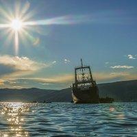 Последнее пристанище. :: Юрий Харченко