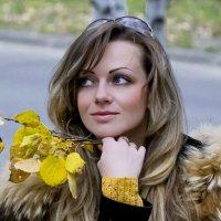 Девушка осень) :: Юлия Рамелис