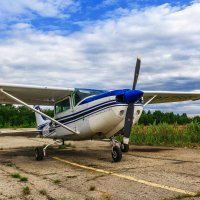Cessna 182 :: Aleksandr Tishkov