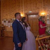 Саша и Вика :: Николай