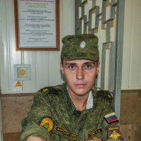 Антон :: Дмитрий Грабинский