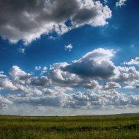 Небесные странники :: Виталий Павлов