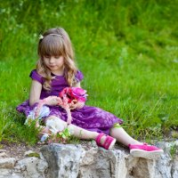 princess Summer :: Victoria Bryfar