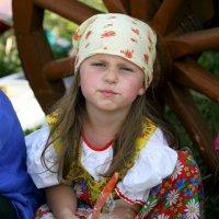 детское позирование для фотографа :: Олег Лукьянов