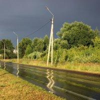 После дождя :: Людмила Минтюкова
