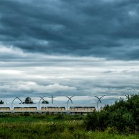 Западный скоростной диаметр :: Михаил Вандич