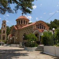 Монастырь святого Нектария :: Павел Солопов