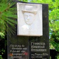 Памятник Гумилёву :: Ирина Фирсова