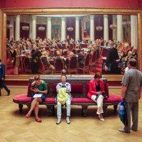 Картина и ее границы. :: Алина Тазова