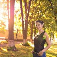 Природа учит нас покою и красоте... :: Ксения Заводчикова