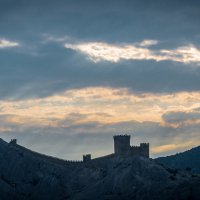 Генуэзская крепость :: Serge Serebryakov