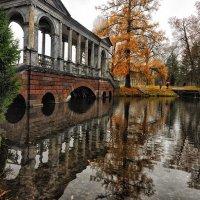 Осенний мостик :: Зоя Авенировна Куренкова