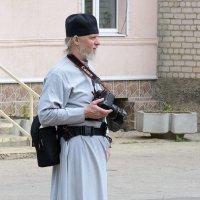 Коллега. (фотограф) :: Анатолий Сидоренков