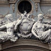 Блеск и нищета Маринского дворца в г.Киеве :: Владимир Бровко