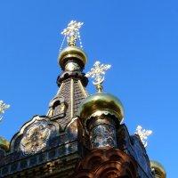 Часовня в парке Гомеля :: Александр Прокудин