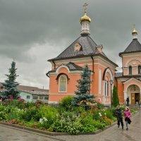 Церковь Преображения Господня. :: Виктор Евстратов