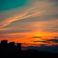 Город в огне :: Павел Шарников
