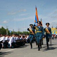 Прощание со знаменем :: Tatyana Belova