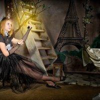 Кошачий Париж :: Ольга Егорова