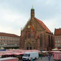 Frauenkirche. Hauptmarkt. Nürnberg. :: Alex Haller