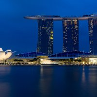 Marina Bay Sands :: Евгений Землянухин