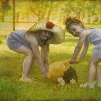 Чудесные сестренки :: Elena Fokina
