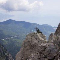 На горе Ай-Петри, Ялта :: Анна Борисова