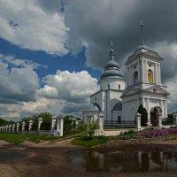 Скромное обаяние провинции :: Александр Бойко