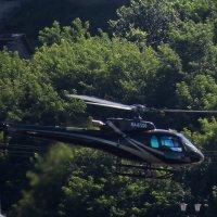 вертолет съемочной группы :: Сергей Цветков