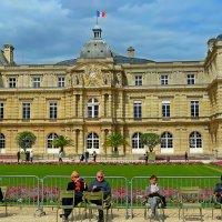 Люксембургский дворец :: Александр Корчемный