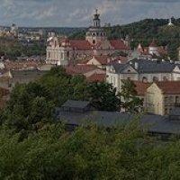 Вид на г.Вильнюс :: Александр Манько